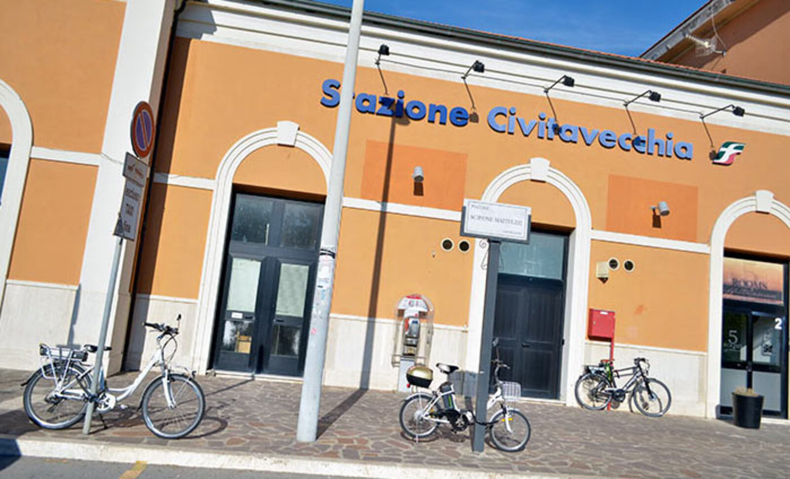 How To Get From Civitavecchia Port To Rome All The Possible - Civitavecchia train station to cruise ship