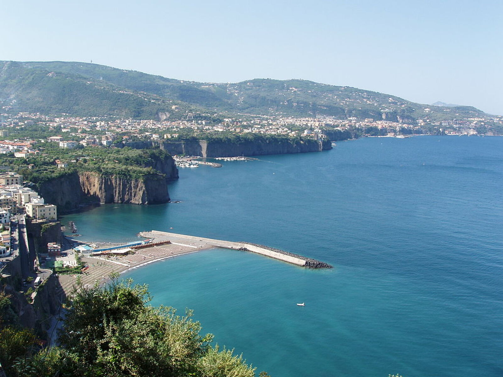 Sorrento tour